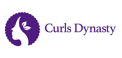 Image of logo for Curls Dynasty