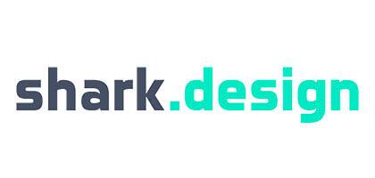 Image of logo for Shark Design